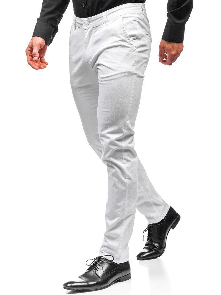 fc1791a82163da Men's Chinos White Bolf 2901 WHITE