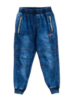 Boy's Jeans Navy Blue Bolf HB1909