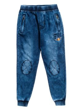Boy's Jeans Navy Blue Bolf HB1910