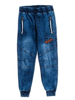 Boy's Jeans Navy Blue Bolf HB1916