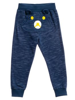 Boy's Sweatpants Blue Bolf WB2173