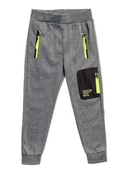 Boy's Sweatpants Grey Bolf CVC820