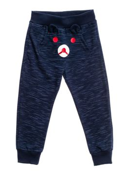 Boy's Sweatpants Navy Blue Bolf WB2173