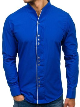 Cobalt Men's Long Sleeve Shirt Bolf 5720