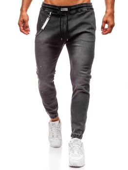 Men's Baggy Jeans Anthracite  Bolf 2040