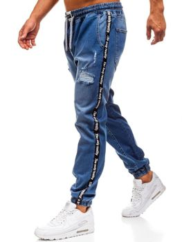 Men's Baggy Jeans Blue Bolf 2045