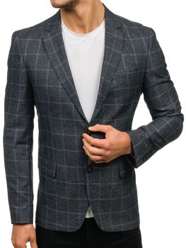 Men's Blazer Graphite Bolf 1141
