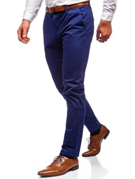 Men's Chino Trousers Cobalt Bolf 1120
