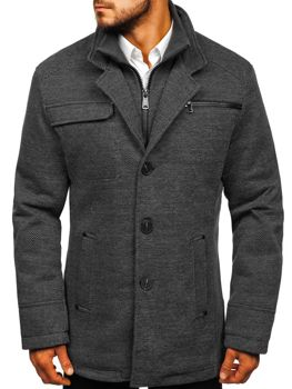 Men's Coat Grey Bolf 1977