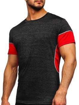 Men's Gym T-shirt Black Bolf HM080