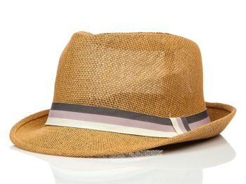 Men's Hat Brown Bolf KAP214
