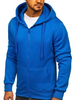 Men's Hoodie Light Blue Bolf 2008