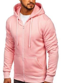 Men's Hoodie Light Pink Bolf 2008