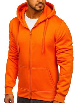 Men's Hoodie Orange Bolf 2008