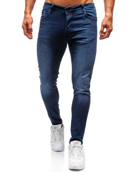 Men's Jeans Navy Blue Bolf 7163
