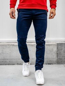 Men's Joggers Navy Blue Bolf KA9600