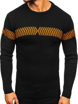 Men's Jumper Black Bolf 0001