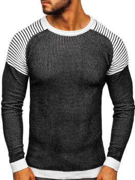 Men's Jumper Black Bolf 0004