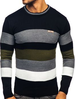Men's Jumper Black Bolf 04