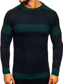 Men's Jumper Black Bolf 1806