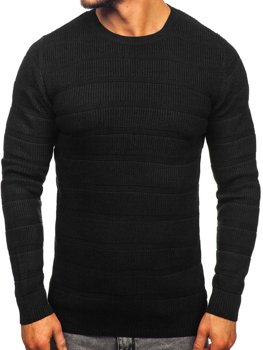 Men's Jumper Black Bolf 4357