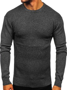 Men's Jumper Black Bolf 8512