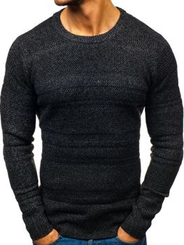 Men's Jumper Black Bolf H1805