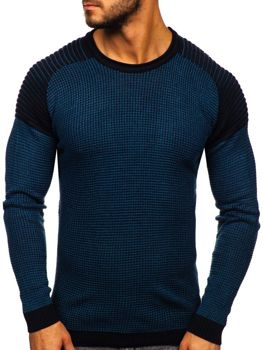 Men's Jumper Blue Bolf 0004