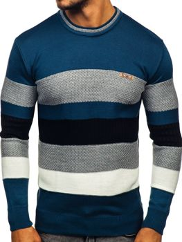 Men's Jumper Blue Bolf 04