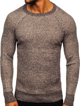 Men's Jumper Brown Bolf H1932