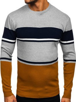 Men's Jumper Camel Bolf H2068