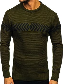 Men's Jumper Green Bolf 0001