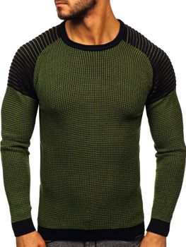 Men's Jumper Green Bolf 0004