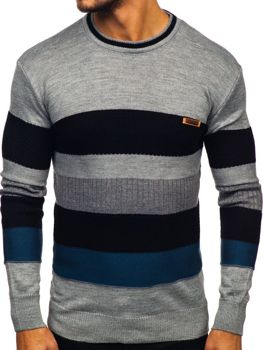 Men's Jumper Grey Bolf 04