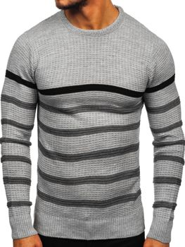 Men's Jumper Grey Bolf 1951