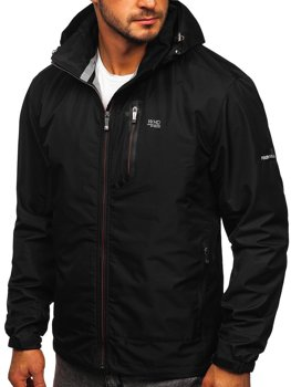 Men's Lightweight Sport Jacket Black Bolf BK029