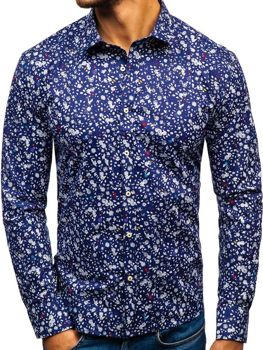5614f0a65a38 Men s Patterned Shirts Spring Summer 2019 - Bolf Online Shop  3