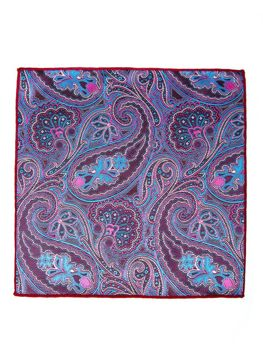 Men's Pocket Square Multicolor Bolf PO11