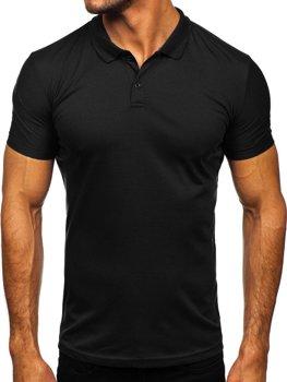 Polo Shirts Short Sleeve Black Men's - collection 2021