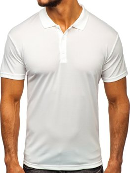 Men's Polo Shirt Ecru Bolf HS2005