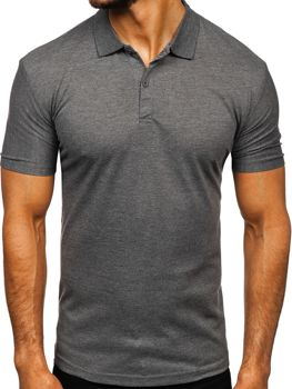 Men's Polo Shirt Graphite Bolf GD01