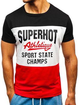7a128cefd0 Men's Printed T-shirts Spring/Summer 2019 - Bolf Online Shop