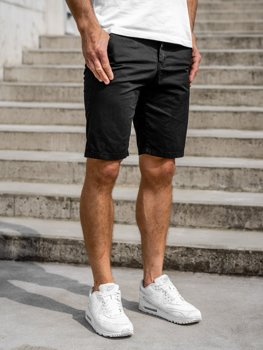 Men's Shorts Black Bolf 5919