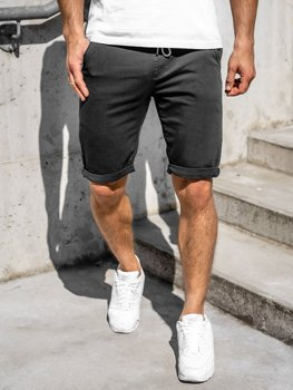 Men's Shorts Black Bolf KG3722
