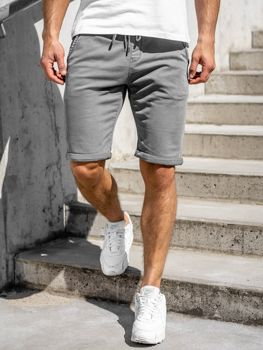 Men's Shorts Graphite Bolf KG3723