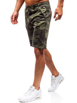 Men's Shorts Green Bolf 5609