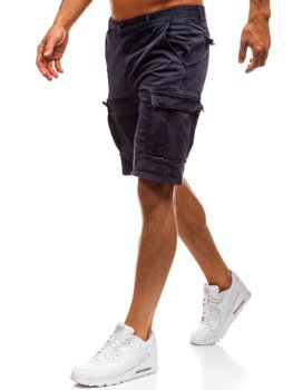 Men's Shorts Navy Blue Bolf 1916