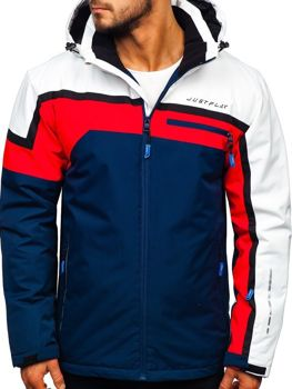Men's Ski Jacket Red Bolf 1339
