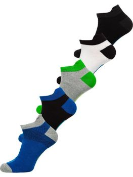 Men's Socks Multicolor Bolf X10052-5P 5 PACK
