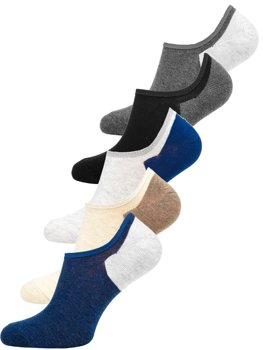 Men's Socks Multicolor Bolf X10170-5P 5 PACK